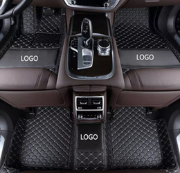 $enCountryForm.capitalKeyWord NZ - Mercedes-Benz GLK 2008-2017 car anti-slip mat luxury surrounded by waterproof leather wear-resistant car floor mat with logo