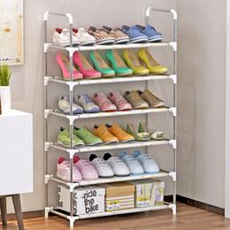 $enCountryForm.capitalKeyWord NZ - Multifunctional 4 5 6-Tier Shoe Racks Shelf Cabinet Large Stackable Shelves Holds Shelf for Shoe Book Home Storage Organizer hx0040