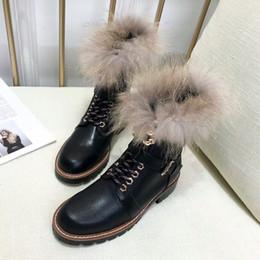 Mais novo brand20 Mulheres botas de grife Martin Desert Boot para mulher 100% couro real de alta qualidade moda sapatos de Inverno venda por atacado