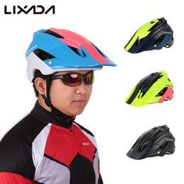 $enCountryForm.capitalKeyWord Australia - casco bicicleta Lixada Cycling Helmet Ultra Light Men Sports Mountain Bike Helmet Bicycle Capacete De Ciclismo Casco Bicicleta Bici Casqu