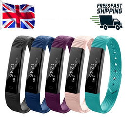 Bluetooth Smart Step Counter attività Tracker fitness Contapassi Fit-Bit Band