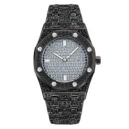 $enCountryForm.capitalKeyWord Australia - 2019 brand new luxury diamond designer watches for men and women top quality diamond dial stainless steel fashion casual quartz watches