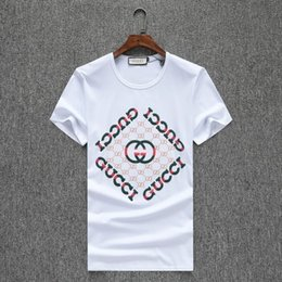 $enCountryForm.capitalKeyWord Australia - designer luxury T-shirt Summer Short Sleeve T Pity Man Solid Color Round Neck Men's Wear Self-cultivation Clothes Show Solicitude For