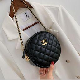 Pearl crosses online shopping - 2020 New Desinger Letter C bag handbag Simple generous Genuine leather brand bag High quality fashion luxury