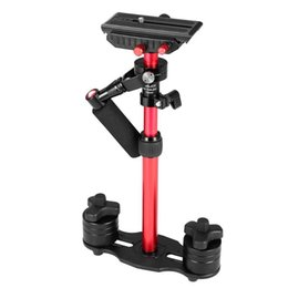 $enCountryForm.capitalKeyWord Australia - 2018 New Mini Aluminum Steadicam Handheld Video Camera Stabilizer For DSLR SLR Video Camera Photography