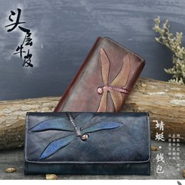 $enCountryForm.capitalKeyWord Australia - 7b2j95 2019 Genuine Leather Lux Wallet Women Bag Runway Design Female Ladies Europe Brand Free Shipping