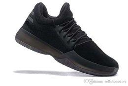 Распродажа мужская баскетбольная обувь твердеет Vol 1 черная история месяц мода твердеет открытый спортивные кроссовки обувь на выходе с коробкой
