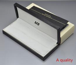 Luxury MB Марка Ручка Подарочная Коробка С Сервис-Гидом Книга Высокого Качества Черный Классический Стиль Набор Ручка Для Бизнеса Подарок Ручка Упаковка на Распродаже