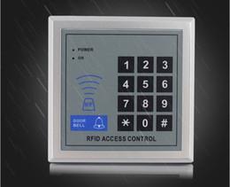 Rfid Entry Card Australia - in stock 5YOA RFID Toegangscontrole Systeem Apparaat Machine Beveiliging Proximity Entry Deurvergrendeling Kwaliteit free shipping DHL