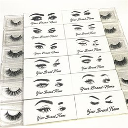 lash extension designs Australia - Extension Eyelash Logo and Designs for Private Lash Eyelash Sticker Label (Used for Mink Lashes Natural 3D Mink Eyelashes False Lashes)