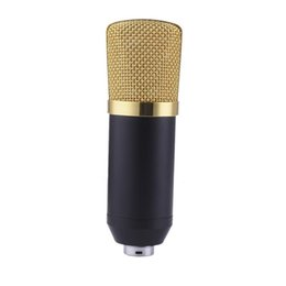 Wholesale Network K song computer chat DJ shouting anchor singing capacitor recording microphone microphone BM700