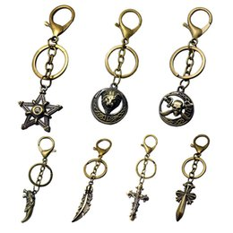 Wholesale Processing Manual Small Hanging Drop Metal Cross Jesus Suffering Key Buckle Yiwu Small Commodities Market