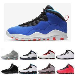 ce5c970ac6f Powder Pink Shoes Australia - New 10s Mens basketball shoes Tinker Cement 10  men shoes Bobcats