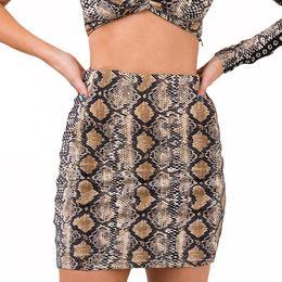 e7a01f22b9 Women's Skirt Skirts faldas jupe femme shein saia harajuku falda Casual Summer  Ladies High Fashion Animal Print Short Skirt #50