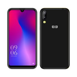Chinese  Elephone A6 Mini 5.71 Inch waterdrop Screen Mobile Phone Android 9.0 MT6761 Quad Core HD+ 4GB 32GB 64GB 16MP 3180mah Smartphone manufacturers