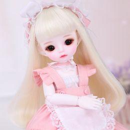 47ab049a941 Bjd dolls eyes online shopping - Full Set BJD Doll LOVELY Cute Lina Resin  Joint Doll