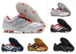 a9ef093ac051 Classics Predator Precision Accelerator Electricity FG DB David Beckham 23  V 5 5s Men Soccer Shoes Cleats Football Boots Size 39-45