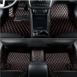 $enCountryForm.capitalKeyWord NZ - For Fit Maserati Quattroporte 2013~2018 PU All-Weather Car Floor Mats Waterproof Non-slip Carpets Non toxic and inodorous