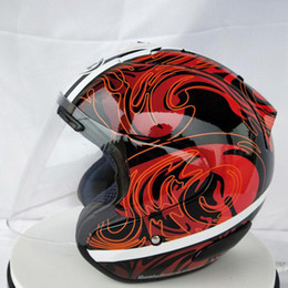 Top Motorcycle Helmets Australia - 2017 Top hot ARAI helmet motorcycle helmet half open face casque motocross SIZE: S M L XL XXL,,Capacete
