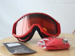 supmaker supSmith Cariboo OTG Ski Goggle with box package black red blue in stock on Sale