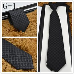 7f12c7026df2 Luxury Ties Brands NZ - latest 100% silk business tie men's fashion casual  7 cm