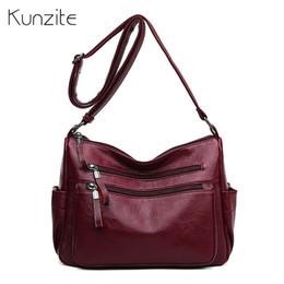 $enCountryForm.capitalKeyWord NZ - 2019 new leather luxury handbags women bags designer ladies daily crossbody messenger bags party shoulder purse sac a main