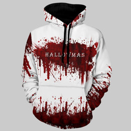 $enCountryForm.capitalKeyWord Australia - 2019 Autumn New Sweatshirt 3D Horror Printed Hoodies Unique Pullovers Tops Men Clothing Pullover Customize Design Halloween#G9