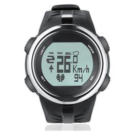 $enCountryForm.capitalKeyWord UK - 2018 New Cycling Bicycle Computer Wireless MTB Road Bike Cycling Odometer Rainproof Bicycle Speedometer Watch LED Digital Rate #550747