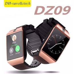 $enCountryForm.capitalKeyWord Australia - Bluetooth DZ09 Smartwatch Wrist Watches Touch Screen For iPhone Xs Samsung S8 Android Phone Sleeping Monitor Smart Watch