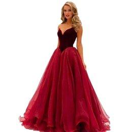 Champagne Luxury Prom Dress UK - 2019 Luxury Long Evening Dress Lebanon Celebrity Dress Red Carpet Sweetheart Prom Dress Floor Length Party Gown