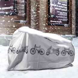 $enCountryForm.capitalKeyWord Australia - Hot Sale Outdoor Portable Waterproof Scooter Bike Motorcycle Rain Dust Cover Bicycle Protect Gear Cycling Bicycle Accessories
