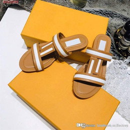 Summer Booties For Women Australia - 2019 spring and summer women new casual slippers ,Leather low-heeled sandals slippers for daily wear use
