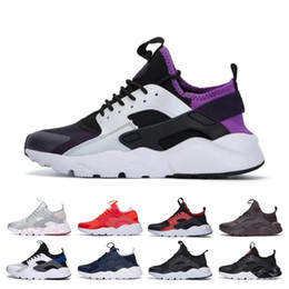 $enCountryForm.capitalKeyWord Australia - Luxury Huarache 4.0 Shoes Running Shoes For Women Men Lightweight Outdoor Huaraches Red Black Sneakers Athletic Sport Huarache Shoes