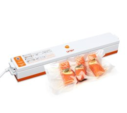 Discount food package sealer - Food Vacuum Sealer Packaging Machine 220V including 15Pcs bag Vaccum Packer can be use for food saver