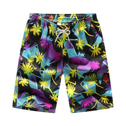 7735f7cadbe89 Discount mens floral board shorts - Plus Size Casual Mens Board Shorts  Summer 2019 Wide Floral