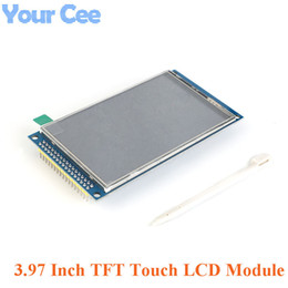 "$enCountryForm.capitalKeyWord Australia - 3.97 Inch Tft Ips Touch Lcd Display Screen Module High Resolution 800*480 3.97"" Stm32 Driver Ic Otm8009a Diy Kit For Arduino"