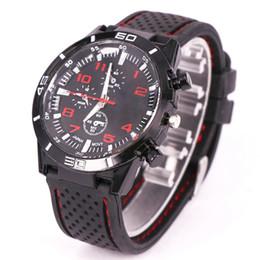 $enCountryForm.capitalKeyWord NZ - GT Men Wrist Watches Fashion Sports Quartz Retro Wristwatches Luxury Designer Silicone Watch Casual Men Business Stitching Watches New