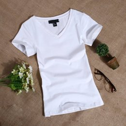 Womens Solid T Shirts NZ - good quality 2019 Women's T Shirt Women Short Sleeved Slim Solid Color Womens Simple Tee T-shirt For Female Tshirt