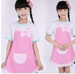 Aprons Apron For Children Child Kids Sleeves Hat Set Big Pocket Kitchen Baking Painting Cooking Craft Art Bib Apron Print Logo Etwq001 Clients First Back To Search Resultshome & Garden