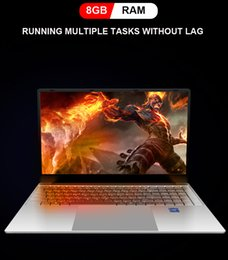 Laptop inteL online shopping - J3160 Core i3 Laptop inch With G RAM TB HDD Gaming Laptops Computer With Backlit Keyboard IPS Display Notebook Win10 OS