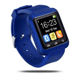 $enCountryForm.capitalKeyWord NZ - Portable Smartwatch Bluetooth 3.0 Smart Watch U8 Wearable Wristband Dial Call Fitness Tracker Music Player Smart Phone NEW