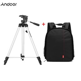 dslr camera bag sony Australia - WEIFENG WT-330A Tripod Camera Tripod Backpack for Nikon Canon Sony DSLR Camera Camcorder Bag Mini For Phone