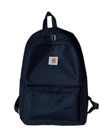 Chinese  New brand backpack designer backpack handbag high quality two-color stitching backpack school bags outdoor bag free shipping manufacturers