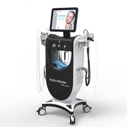 Wholesale 10 in 1 Multifunctional hydramaster hydrabeauty Facial dermabrasion Hydra Beauty Hydrafacials Machine for beauty salon