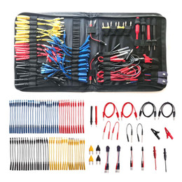 $enCountryForm.capitalKeyWord Australia - Multi Function Automotive Circuit Tester Lead Kit Contains 92 Pieces Of Essential Test Aids Test Lead Electrical Testers Wire Connectors