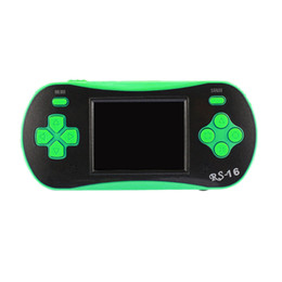 $enCountryForm.capitalKeyWord UK - Top Quality game player MD-RS16 Dry Battery 8-bit hand-held game console Portable style in hand Old Style Chinese And English Version