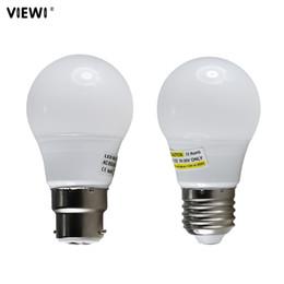 $enCountryForm.capitalKeyWord Australia - 4 pcs ampoule led bulb light E27 B22 12 24 110 220 volt 3W COB home lighting 12v 24v energy saving Globe ball lamp warm white