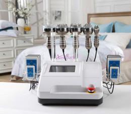 $enCountryForm.capitalKeyWord Australia - Color touch screen Ultrasonic Liposuction Cavitation vacuum bipolar multipolar Radio Frequency RF & pads Diode Lipo Laser slimming Machine