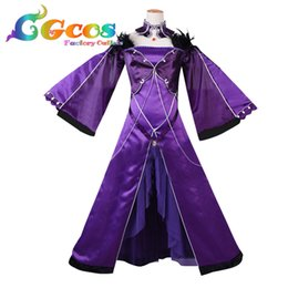 Costumes Order Online Shopping   Cosplay Costume Fate Grand Order FGO  Scathach Dresses Clothes Kimono Uniform