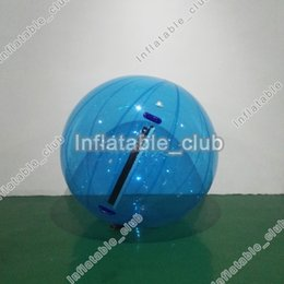 Inflatable Pool Water Walking Balls Australia - 2019 Hot Sle Water Equipment Walk On Water Ball For Pool Lake Sea High Quality Inflatable 2m Dia Water Roller Ball